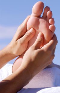 Les bains de pieds beaut maison for Bain de pied maison pour pied sec