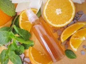 Les recettes beauté : crèmes minceur menthe citron pamplemousse ananas