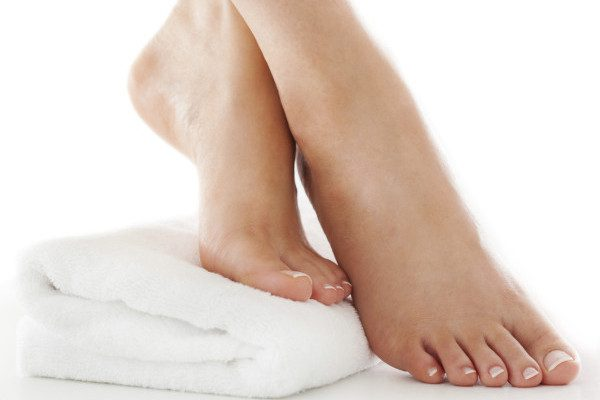 Astuces naturelles pour avoir des pieds de reve